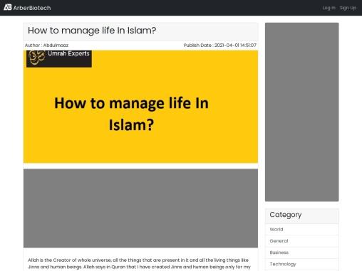 Teachings of Islam for Muslims