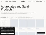 Aggregates and Sand Products NZ