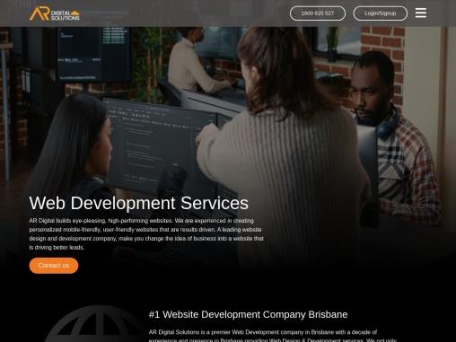 Web Designing Brisbane – Web Design Company Brisbane