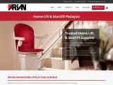 Home Lift Malaysia – Arian Engineering (Malaysia) Sdn Bhd