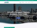 Gelcoat Repairs Brisbane | Arnold Fibreglass Repairs Brisbane Gold Coast