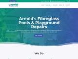 Arnold – Waterslide repair Brisbane