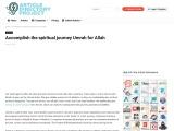 Accomplish the spiritual journey Umrah for Allah