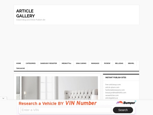 4 Tip-Top Ideas for Enhancing your Home Decor on a Budget.