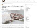 Buy Tasbih Online – Best Tasbeeh Beads Online Shop UK!
