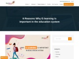 6 Reasons Why E-learning is important in the education system