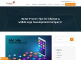 Some Proven Tips for Choose a Mobile App Development Company!!