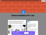 Angular Developers get long-term and full-time opportunities at Top Indian companies with Artoon Sol