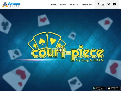 Play Court Piece, Hokm and Rung/Rang Card Game Online – Artoongames