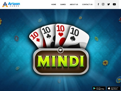 Free Online Install and Download Mindi Multiplayer Card Games – Artoongames