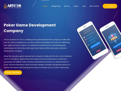 Poker game development company | hire poker game developer