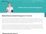 Medical Device Artwork, Medical Device Packaging Artwork Support | Freyr Regulatory Artwork Services