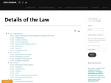Law Defined: Different Fields of Law Explained