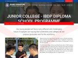 IBDP Diploma School Programme | Best Junior Colleges in Chennai – ASIS