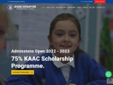 Best Singapore International (IB) Schools in Chennai  – ASIS