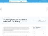 Looking for online industrial fire safety products?