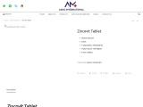 Zincovit Tablet Basic Medicines