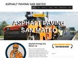 Asphalt Paving San Mateo