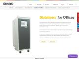 Servo Voltage Stabiliser For Offices – India's No.1 Brand – KRYKARD