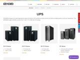 Industrial Online UPS & 3 Phase UPS – India's No.1 Brand – KRYKARD