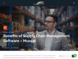 Benefits of Supply Chain Management Software – Muscat
