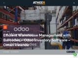 Efficient Warehouse Management with Barcodes – Odoo Inventory Software – Oman Rwanda