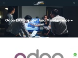 Odoo ERP Support And Maintenance – Oman