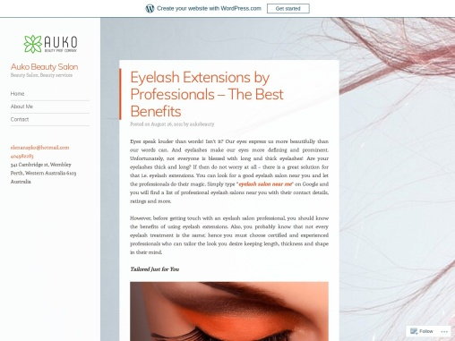 Eyelash Extensions By Professionals – The Best Benefits