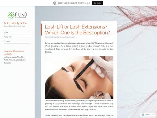 The Best Eyelash Salon Near Me