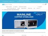 Buy online mainline copper voltage stabilizer