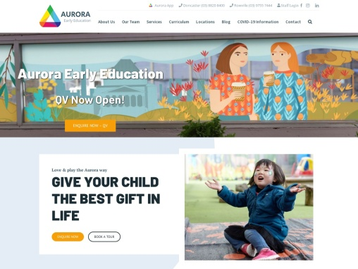 Aurora Early Learning Child Care Centre