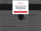 Rebuilt Mitsubishi Engines  USA   Mississippi