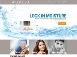 Auvela Skincare screenshot