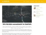 Tips for risk management in startups