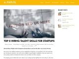 Top 8 Hiring Talent Skills for Startups