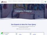 Get solutions for computer problems with just a call