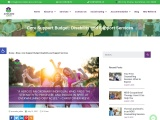 Core Support Budget: Disability and Support Services