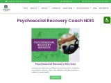 Psychosocial Recovery Coach NDIS