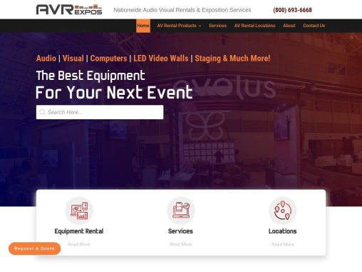The Best Equipment For Your Next Event