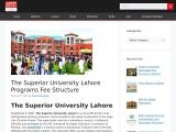 The Superior University Lahore
