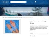 Wrist Heat Therapy Band | THERAPRO Wrist Heat Therapy Band