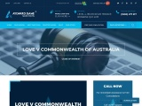 LOVE V COMMONWEALTH OF AUSTRALIA