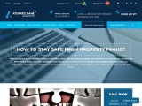 How To Stay Safe From Property Fraud?