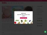 Buy Tear Free  Tomatino Baby Shampoo