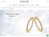 Best Rhodium Bangles in Dubai | Buy Diamond Bangles Online in UAE | Diamond Jewellery Collection in