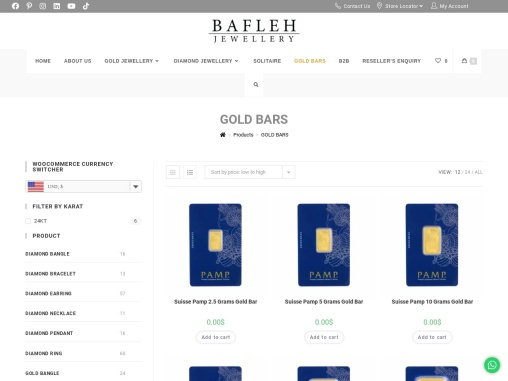 Buy Gold Bars Online in Dubai, UAE, Middle East | Shop Gold Bullion | Purchase Gold Biscuit
