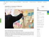 Establish a company in Bahrain
