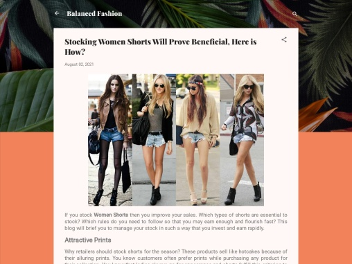 Cheap Womens Shorts – Instructions For Retailers Need To Stock Women Shorts!
