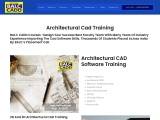 Best Architectural CADD Training center in Banglore