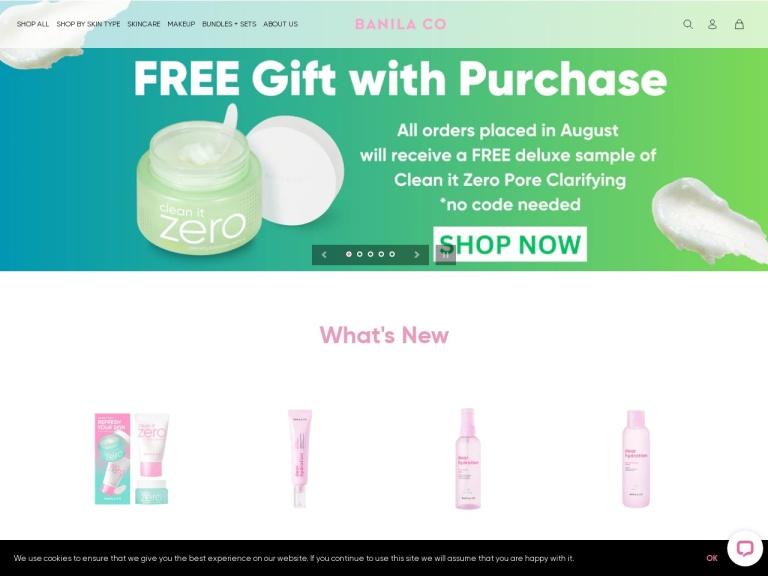 Banila Co screenshot